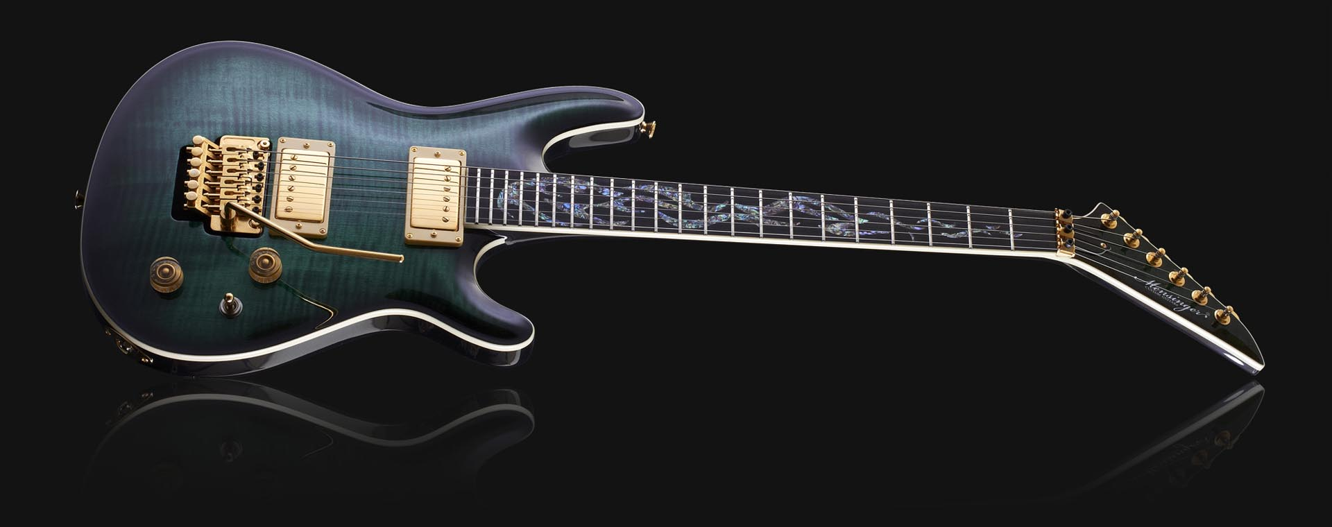 Falcon Greenburst